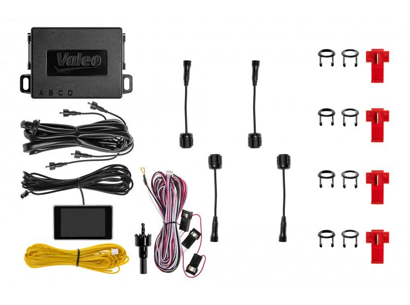Парктроник система Valeo Beep&Park™ с индикационен дисплей с 4 черни датчика 2