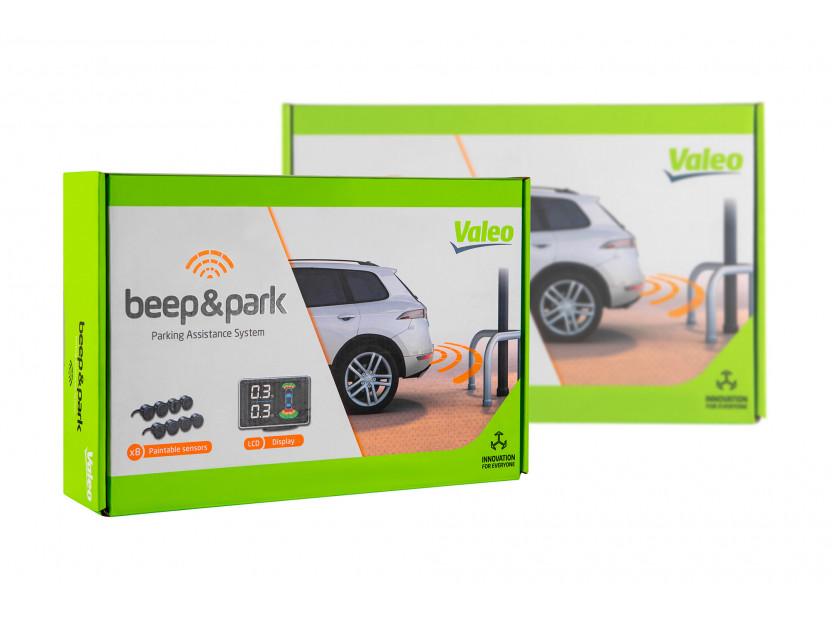 Парктроник система Valeo Beep&Park™ с дисплей с 8 черни датчика