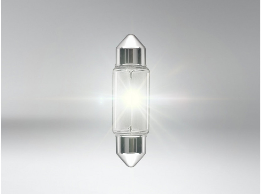 Халогенна крушка Osram C5W Original 24V, 5W, SV8.5-8, 1 брой 2