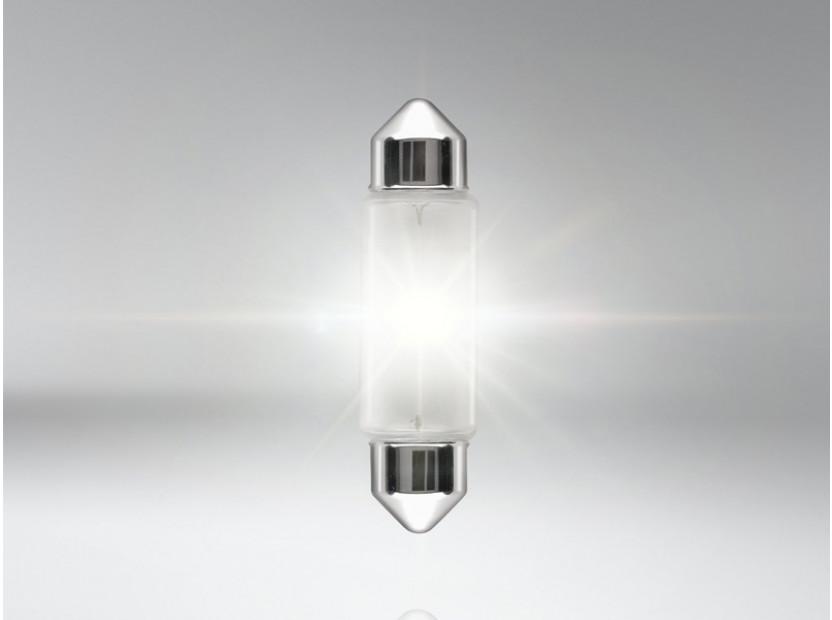 Халогенна крушка Osram C5W Original, 36mm, 12V, 5W, SV8.5-8, 36 мм, 1 брой 2