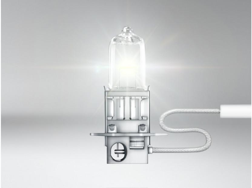 Халогенна крушка Osram H3 Original 12V, 55W, PK22S, 1 брой 2
