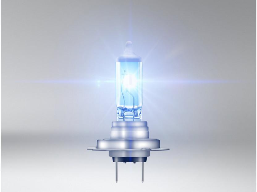 Халогенна крушка Osram H7 Cool Blue Intense 12V, 55W, PX26d, 1 брой 2