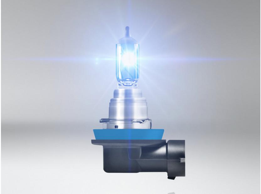 Халогенна крушка Osram H16 Cool Blue Intense 12V, 19W, PGJ19-3, 1 брой 2