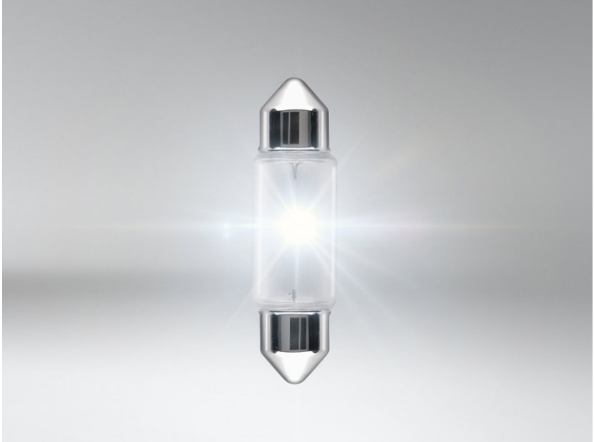 Халогенна крушка Osram SV7-8 Original 24V, 3W, SV7-8 1, брой 2