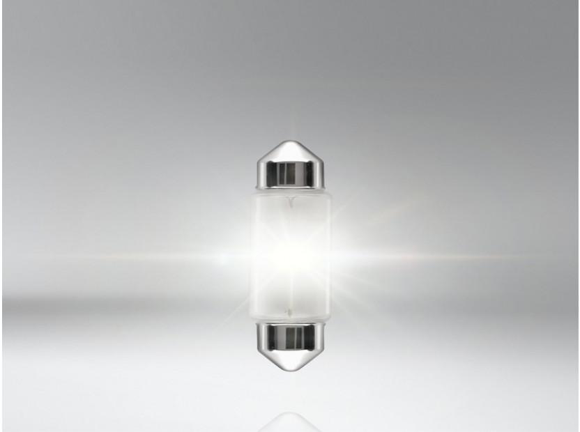 Халогенна крушка Osram C3W Original, 12V, 3W, SV7-8 28 мм, 1 брой 2