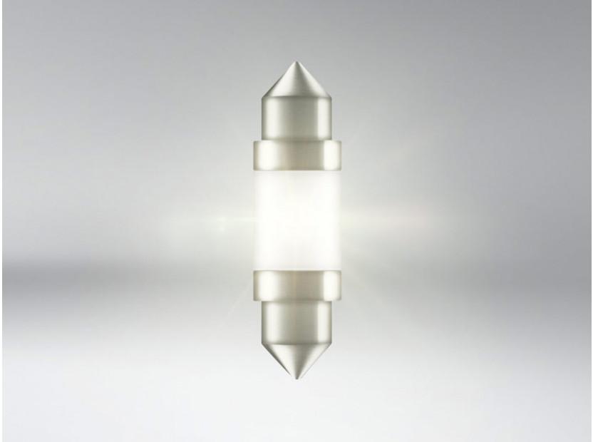 LED лампа Osram тип C5W 36мм. топло бяла, 4000K, 12V, 1W, SV8.5-8, 1 брой 3