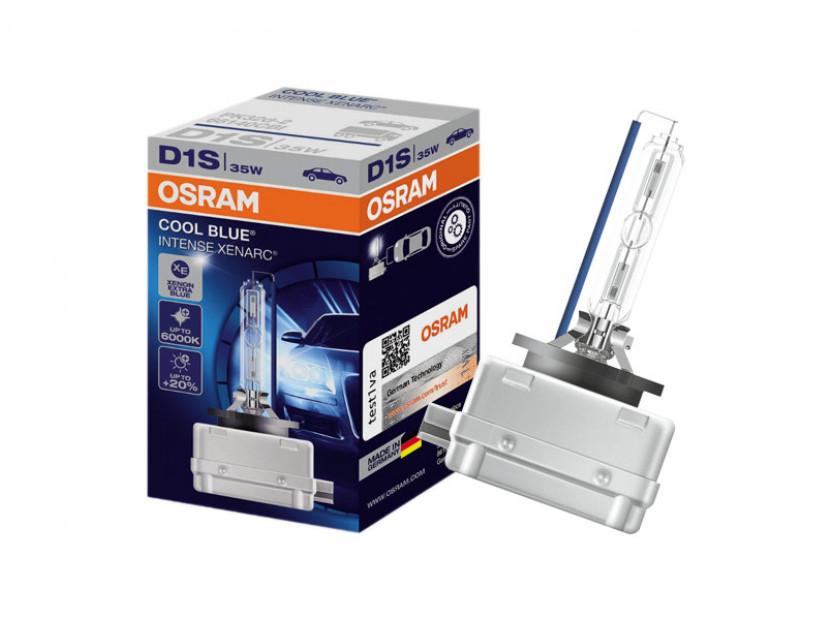 Ксенонова лампа Osram D1S Cool Blue Intense 85V, 35W, PK32d-2 1бр.