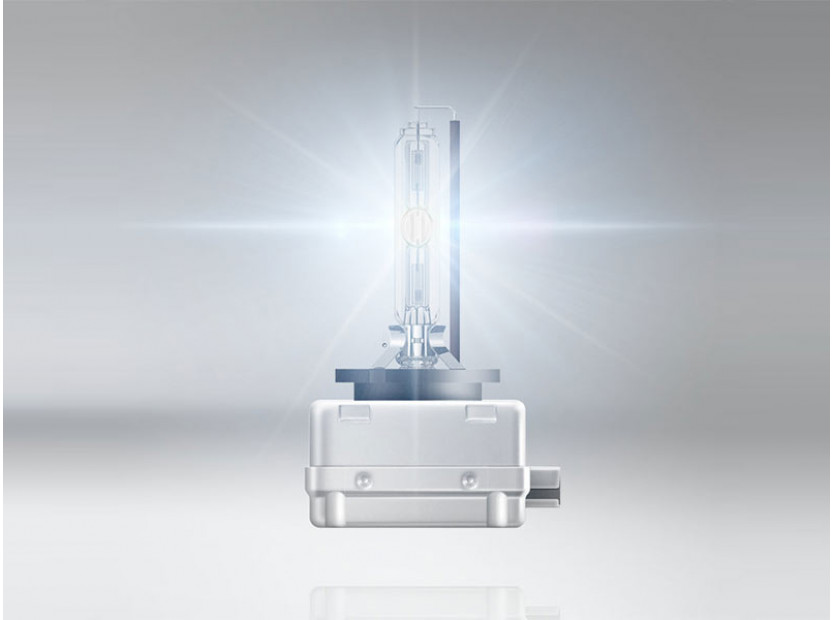 Комплект 2 броя ксенонови лампи Osram D1S Xenarc Night Breaker Laser +200% 85V, 35W, PK32d-2, 3200lm 3