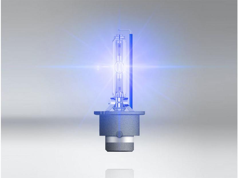 Комплект 2 броя ксенонови лампи Osram D2S Xenarc Cool Blue Boost 85V, 35W, P32d-2, 3200lm 3
