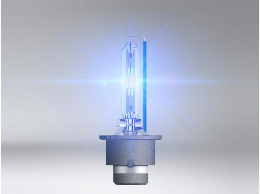 Ксенонова лампа Osram D2S Cool Blue Intense 85V, 35W, P32d-2 1бр. 2