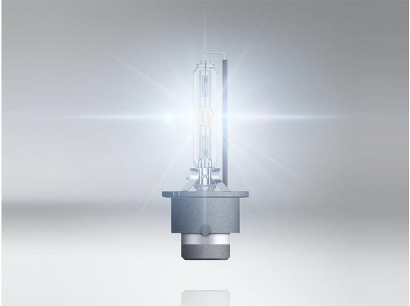 Комплект 2 броя ксенонови лампи Osram D2S Xenarc Night Breaker Laser +200% 85V, 35W, P32d-2 3