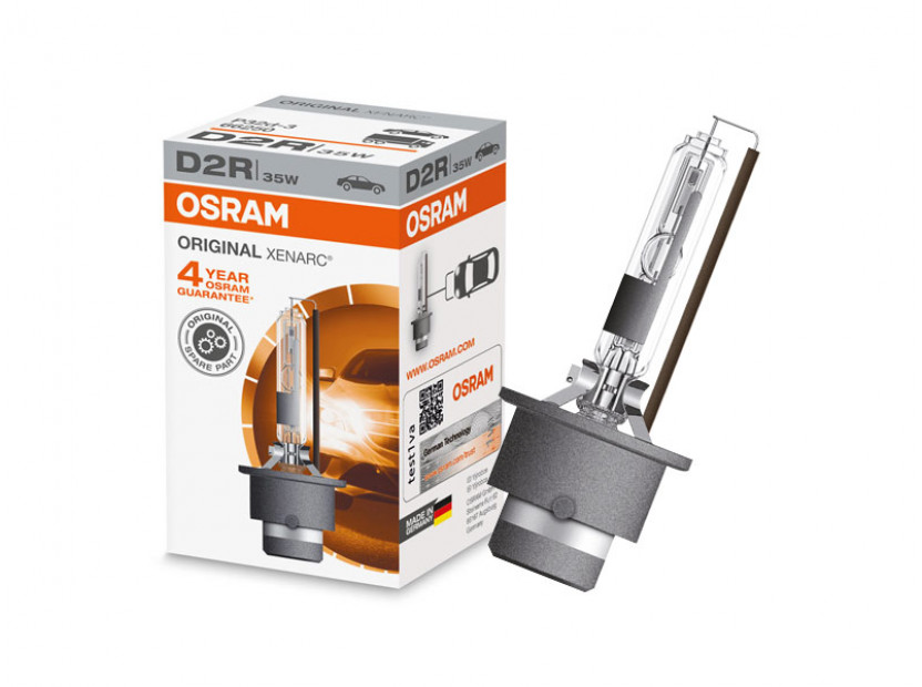Ксенонова лампа Osram D2R Xenarc Original 85V, 35W, P32d-3 1бр.