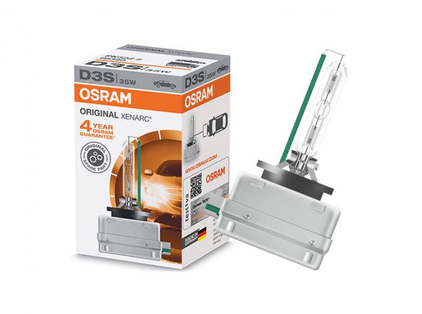 Ксенонова лампа Osram D3S Xenarc Original 42V, 35W, PK32d-5 1бр.