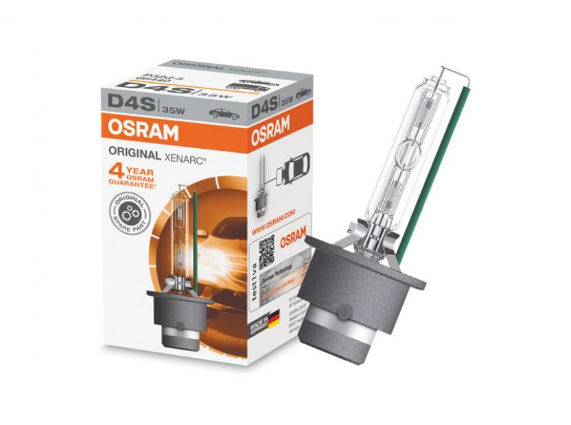 Ксенонова лампа Osram D4S Xenarc Original 42V, 35W, P32d-5 1бр.
