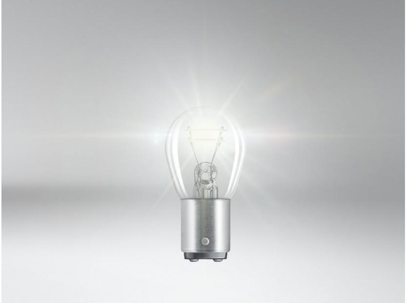 Халогенна крушка Osram P21/4W Original 12V, 21/4W, BAZ15d, 1 брой 2