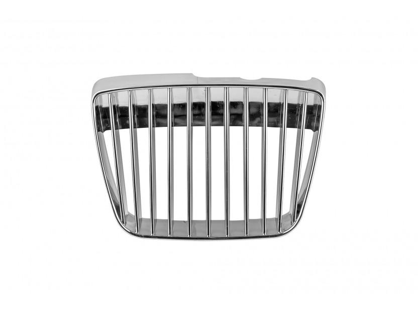 Хром решетка без емблема за Seat Ibiza/Vario 1999-2002