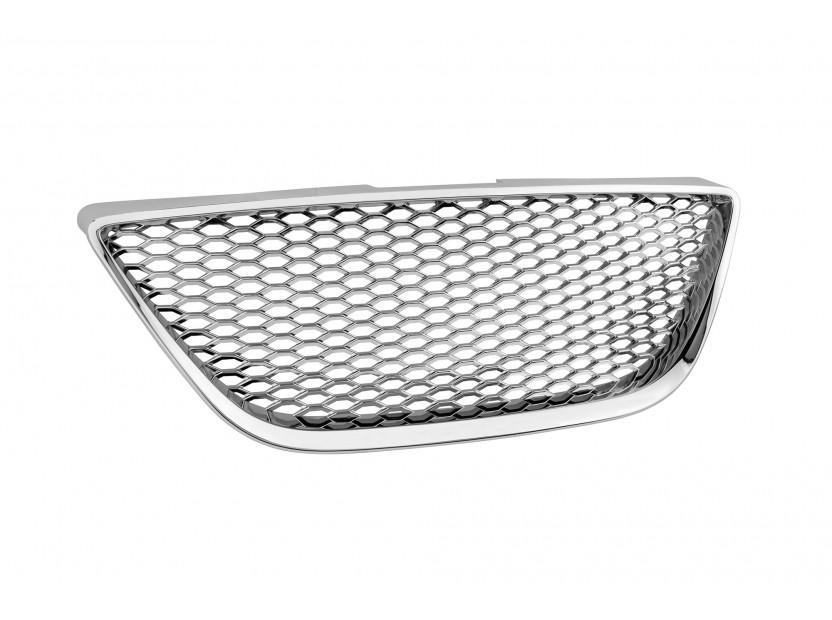 Хром решетка без емблема за Seat Ibiza 2008 => 2