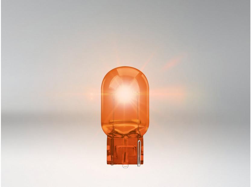 Халогенна крушка Osram WY21W Original 12V, 21W, WX3x16d, 1 брой 2