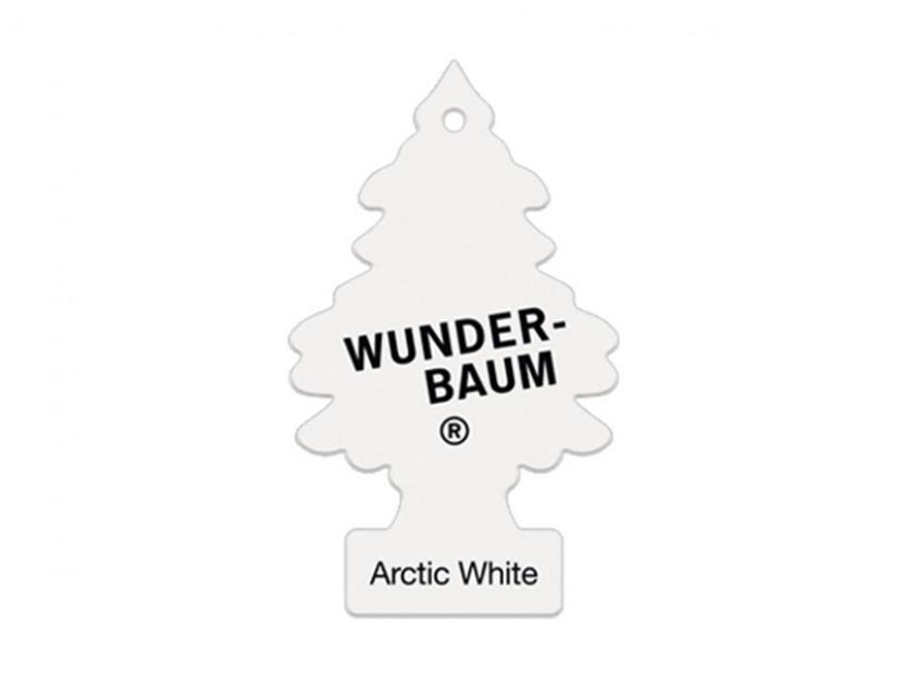 Ароматизатор Wunder-Baum, серия  Борче, аромат Artic white 2