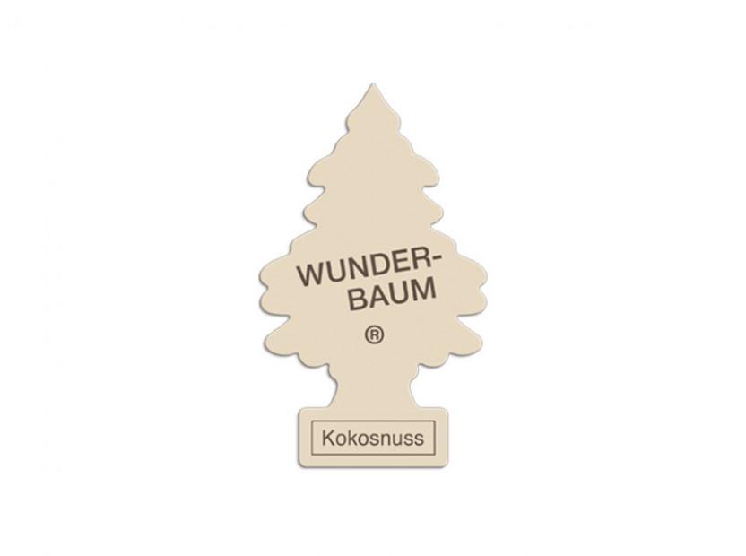 Ароматизатор Wunder-Baum, серия  Борче, аромат Kokosnuss 2