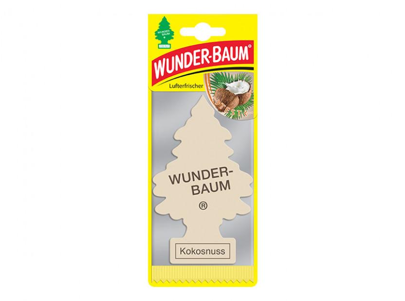 Ароматизатор Wunder-Baum, серия  Борче, аромат Kokosnuss