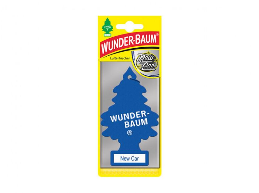 Ароматизатор Wunder-Baum, серия  Борче, аромат New Car