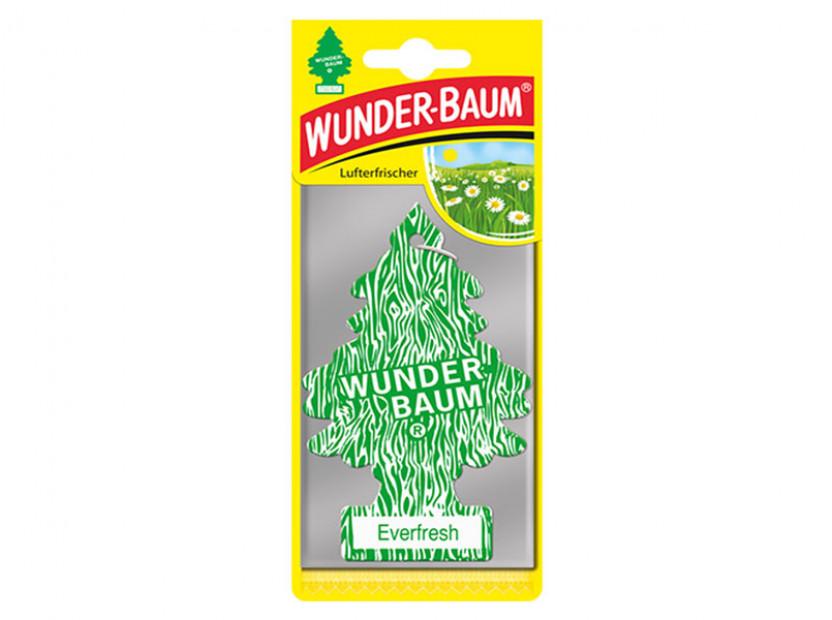 Ароматизатор Wunder-Baum, серия  Борче, аромат Everfresh