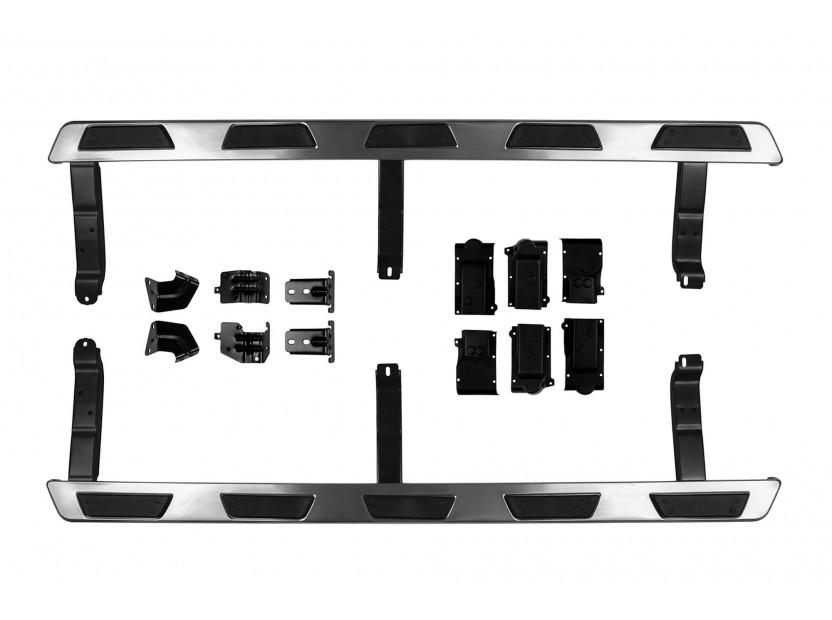 Степенки за джип Audi Q7 2005-2014