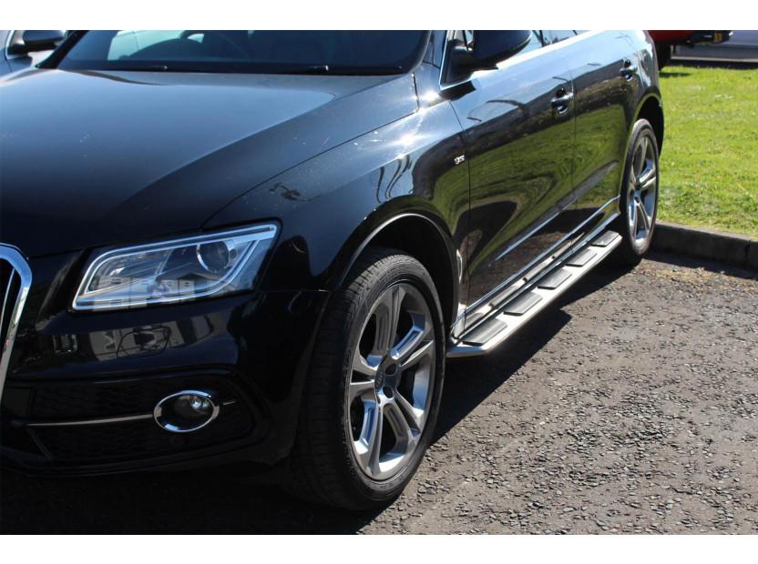 Степенки за джип Audi Q5 2008-2017 11