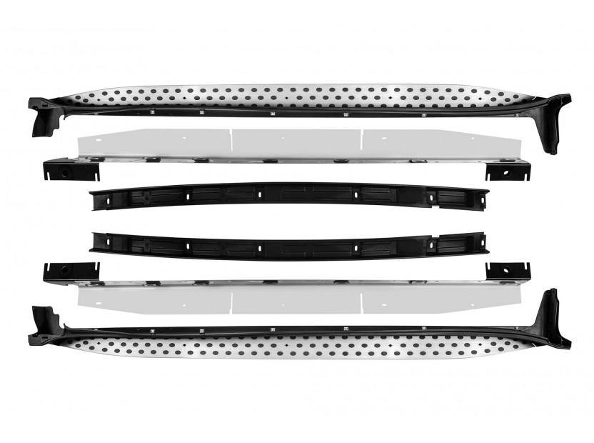 Степенки за джип Mercedes GL X164 2006-2012