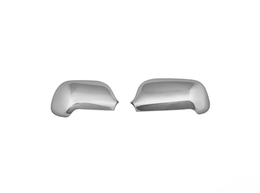 Хром капаци за огледала за Audi А3 (8L) 1996-2000/ A4 (B5) 1994-1999/ A6 (C5) 1994-1997