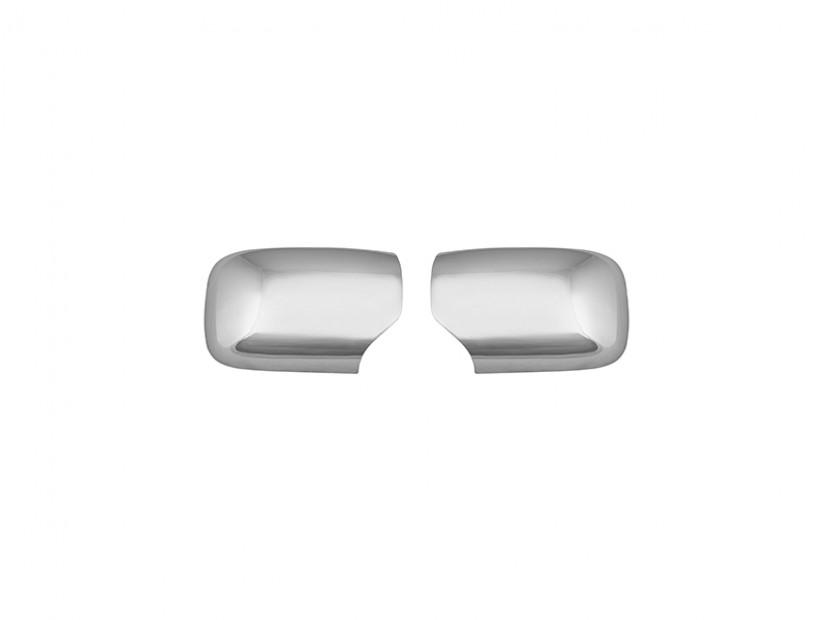 Хром капаци за странични огледала за BMW E36
