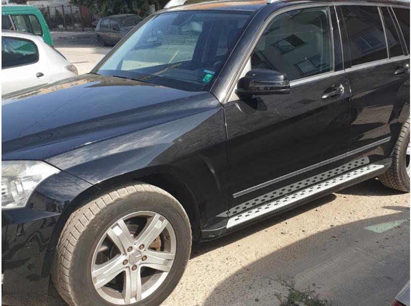 Степенки за джип Mercedes GLK X204 2008-2015 11