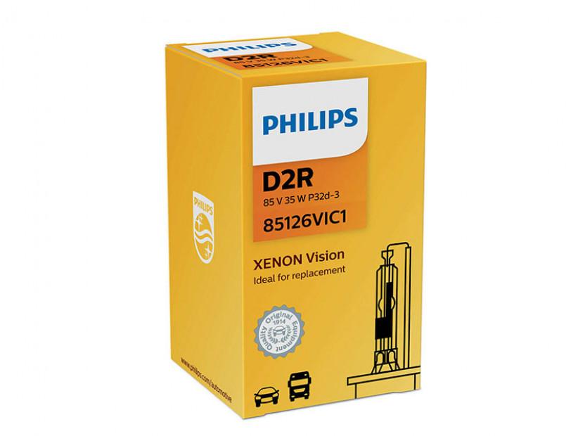 Ксенонова крушка Philips D2R Vision 85V, 35W, P32d-3 1бр.