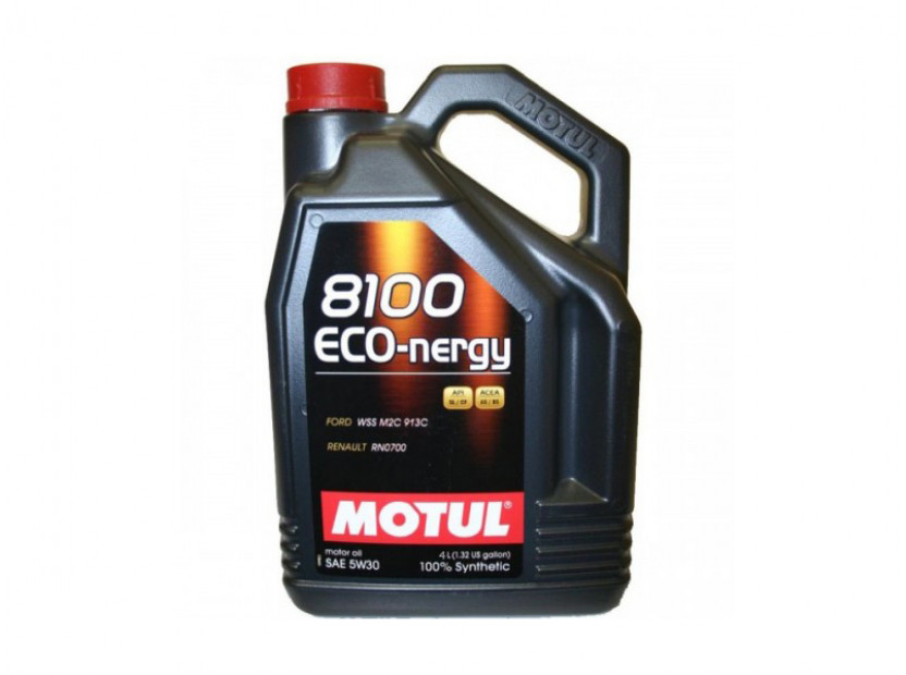 MOTUL 8100 ECO-NERGY 5W30 4L