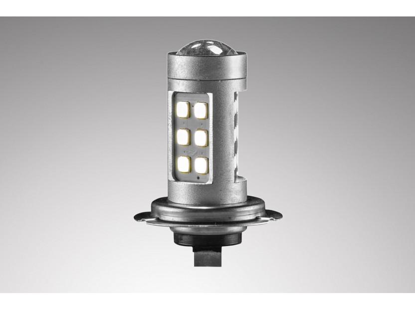 LED лампа AutoPro H7 студено бяла, 12V, 10W, PX26d, 1 брой 3