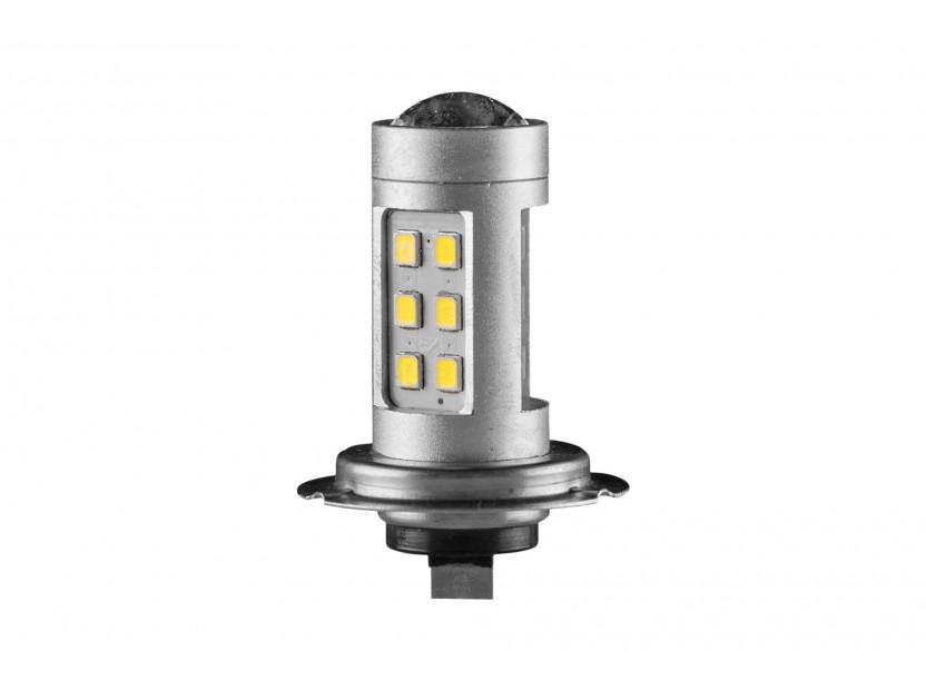 LED лампа AutoPro H7 студено бяла, 12V, 10W, PX26d, 1 брой