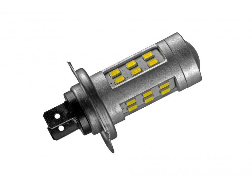 LED лампа AutoPro H7 студено бяла, 12V, 10W, PX26d, 1 брой 2