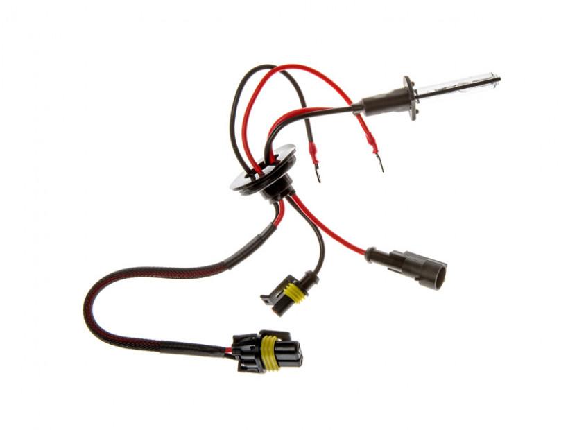 Kсенонова DC лампа H1 8000K 12V/24V/35W