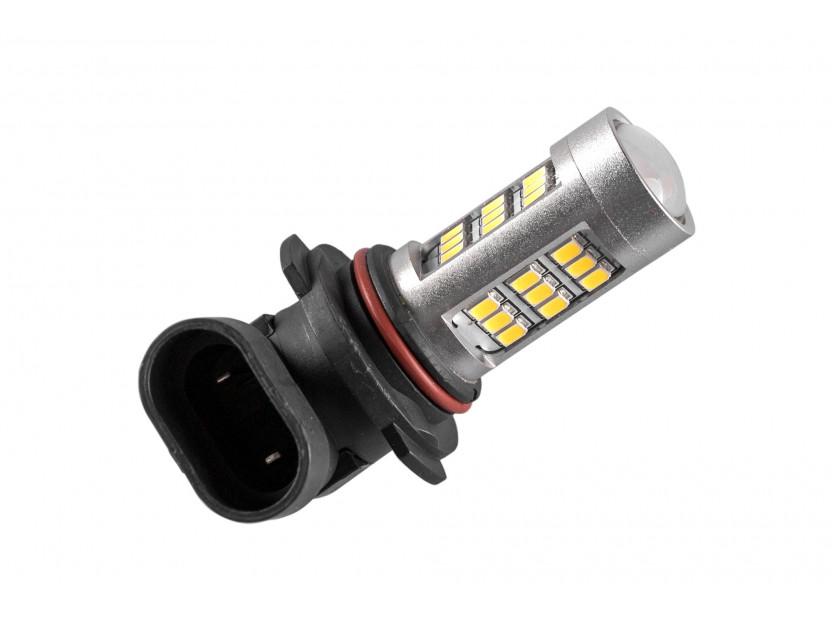 LED лампа AutoPro HB4/9006 студено бяла, 12V, 10W, P22d, 1 брой 2