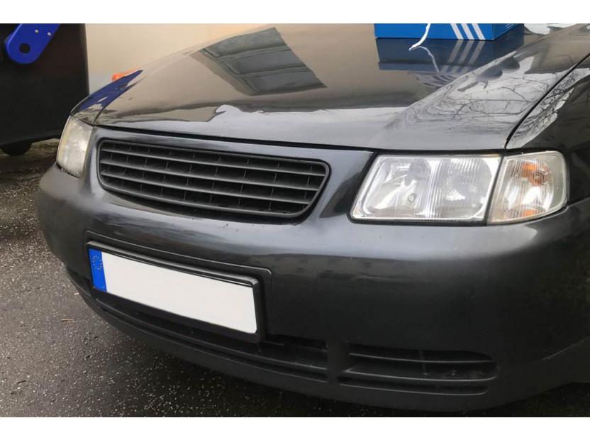Черна решетка без емблема за Audi A3 2000-2003 9