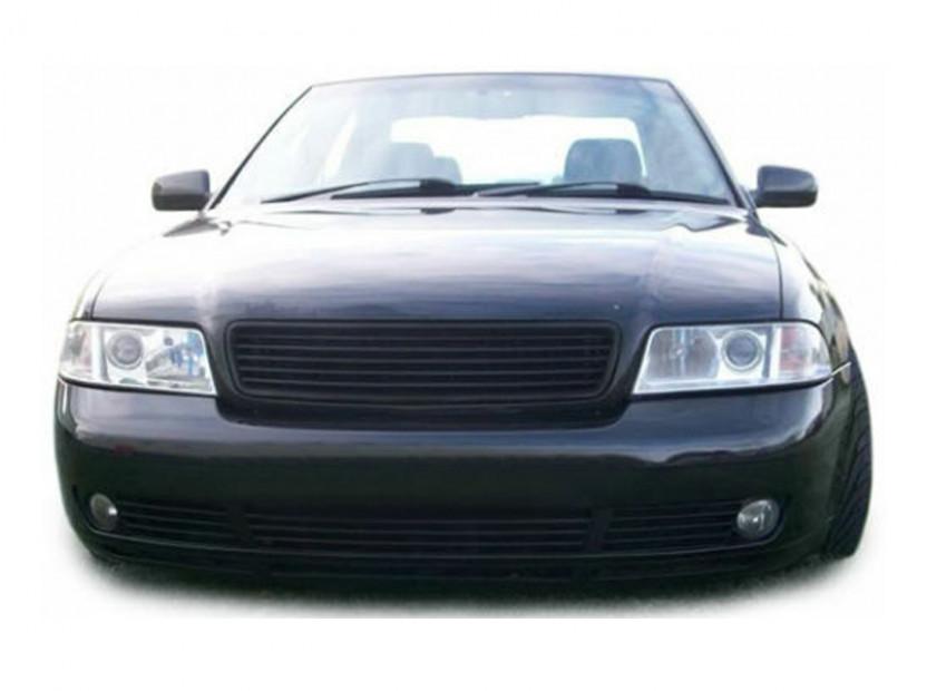 Черен лак решетка без емблема за Audi A4 B5 седан, комби 1994-2000 9