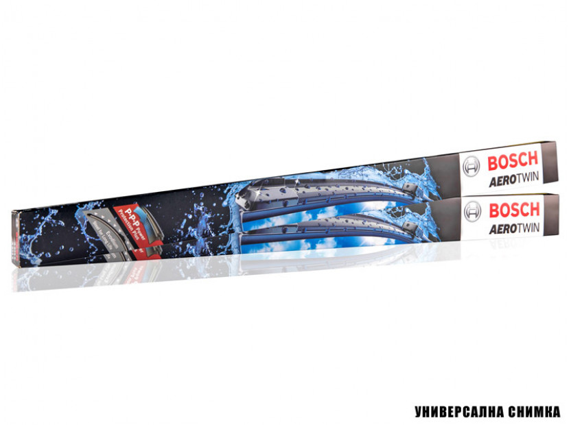 Комплект автомобилни чистачки BOSCH Aerotwin A 970 S, 600мм + 500мм 2