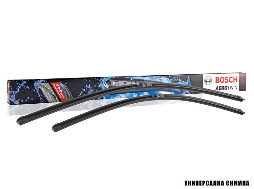 Комплект автомобилни чистачки BOSCH Aerotwin A 187 S, 600мм + 450мм 3
