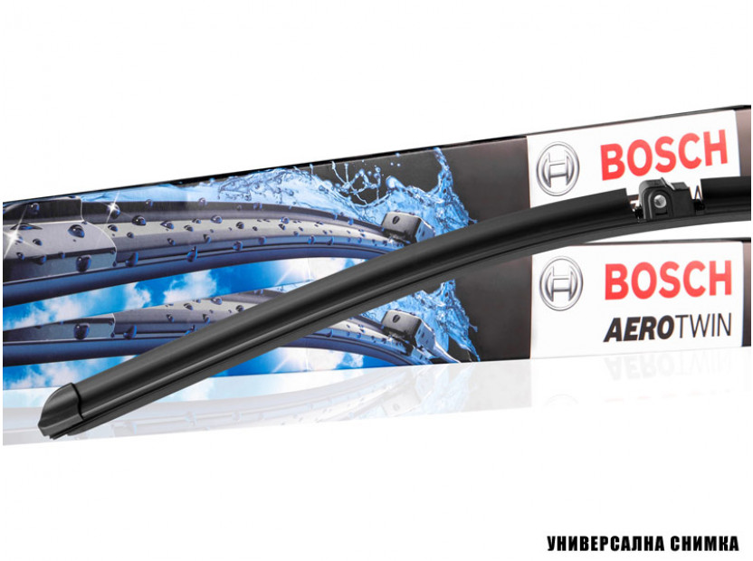 Комплект автомобилни чистачки BOSCH Aerotwin  AR 530 S, 530мм + 530мм 4
