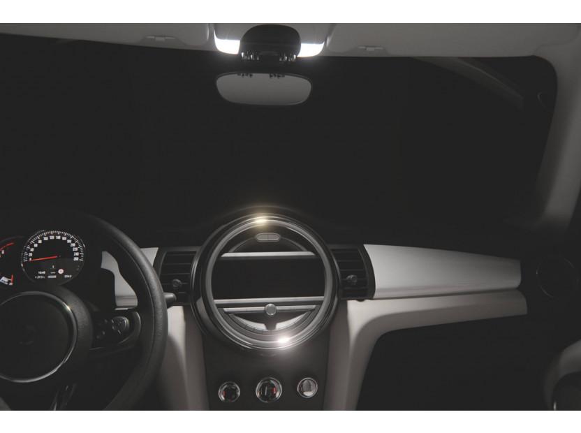 LED лампа Osram тип C5W 31mm., студено бяла 6000K, 12V, 45LM, 1W, SV8.5-8, 1 брой 6