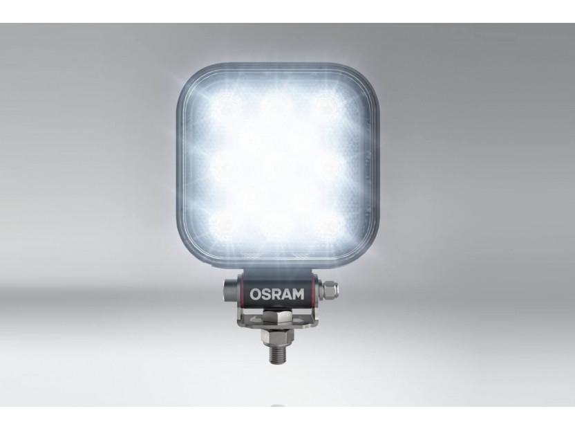 Квадратен LED бар Osram за задна светлина, 2700K, 1100LM,  15W, 12/24V, IP69K, E-mark E9 2