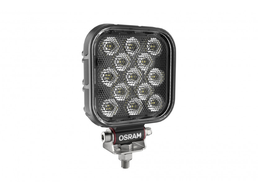 Квадратен LED бар Osram за задна светлина, 2700K, 1100LM,  15W, 12/24V, IP69K, E-mark E9 3