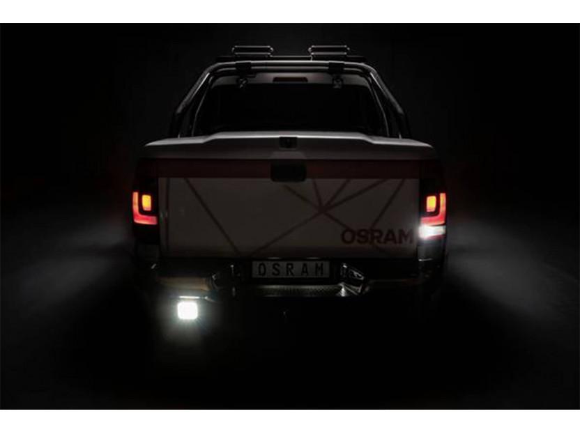 Квадратен LED бар Osram за задна светлина, 2700K, 1100LM,  15W, 12/24V, IP69K, E-mark E9 9
