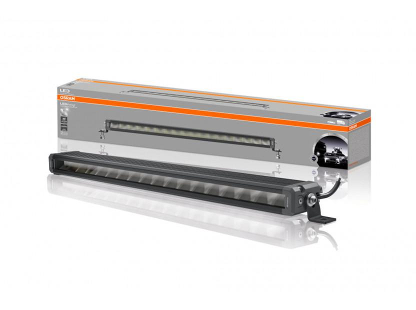 LED бар Osram 526x36x67mm, 6000K, 2800LM, 54W, 12/24V, IP67, E-mark E4